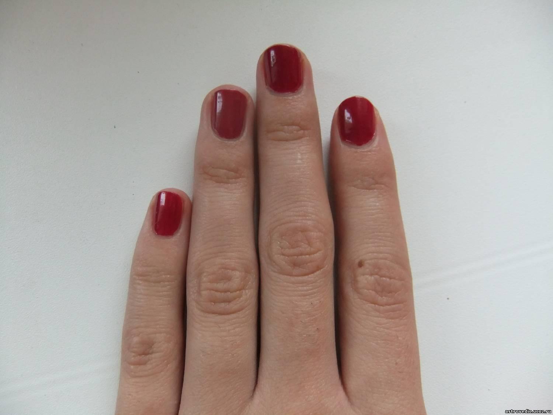 Белое пятнышко на ногте среднего пальца правой руки