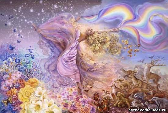 Творчество фрейдуна пропитано невероятной энергетикой мистицизма и света, льющегося из самой глубины души и